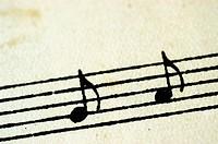 Music sheet, score