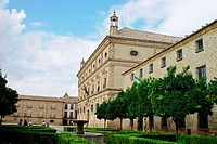 Palacio de las Cadenas, now occupied by the Town Hall. Úbeda. Jaén province, Spain