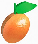 Illustration, fruit, orange