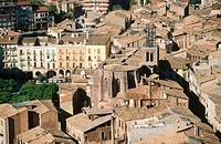 Cardona. Barcelona province, Spain