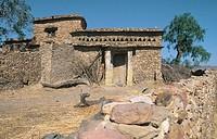 Debre Damo Monastery. Ethiopia.
