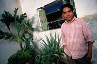 Maximino Javier. Oaxaca. Mexico.