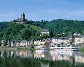 Castle, Cochem, Germany, Europe, Holiday, Landmark, Mosel, Rhineland, Tourism, Travel, Vacation, Valley,