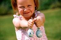 PORTRAIT CHILD UNDER 5 LAUGHING<BR>Model.