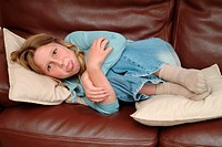 HYPERACTIVE CHILD<BR>Model.