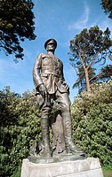 General Pershing. Golden Gate Park. San Francisco. USA.