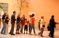 Thyssen Bornemisza Museum. Madrid. Spain
