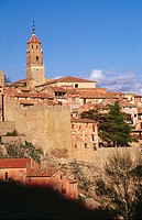Albarracín. Teruel. Spain.