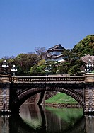 Niju Bishi, Imperial Palace, Tokyo, Japan