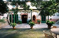 Sa Rota d´en Palerm rural hotel. Lloret de Vistalegre, Majorca. Balearic Islands, Spain
