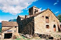Morillo de San Pietro, Sobrarbe. Huesca province, Spain