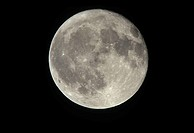 15 day old moon, one day past full. Image 15 of 27. Waning (decreasing in apparent size) gibbous Moon 15 days into its 28-day cycle. The lunar phases ...