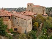 Calatañazor. Soria province. Spain.