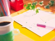colourful,colorful,concepts,creative,still life,stationery,business items