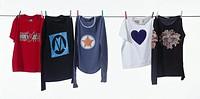 Print, 10462094, family, sweatshirts, symbols, T_Shirts, laundry, clothesline,