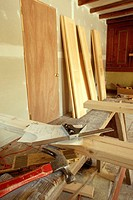 Carpentry supplies