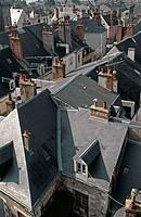 Blois. Val-de-Loire, France