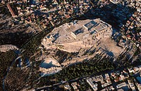 Acropolis. Athens. Greece