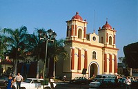 Cathedral. Mexico