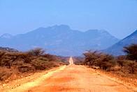 Sand Road, Kenya