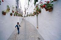 Spain. Andalusia. Arcos de la Frontera