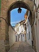 La Juder&#237;a (old jewish quarter), Historic Center of Cordoba (Added to the Unesco's World Heritage List in 1984). Cordoba. Andalusia, Spain