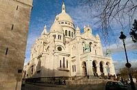 Sacré Coeur. Paris. France