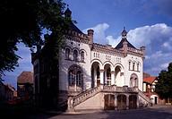 Wittenburg, Rathaus