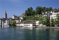 Z&#252;rich, Lindenhofh&#252;gel