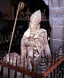 Burgos, San Segundo, Memorial des heiligen Segundo