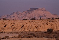 Bardenas reales/ Landschaft 8
