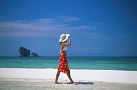 thailand, krabi, koh mor island