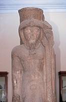 egypt, alexandria, greek roman museum, ramses III