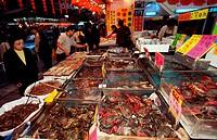 hong kong, market, graham street