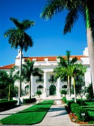 Mansion. West Palm Beach. Florida. USA