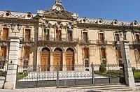Diputación Provincial, Jaén. Andalusia, Spain