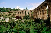 Aqueduct (16th cent.). Plasencia. Extremadura. Spain