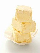 Three Cubes of Butter