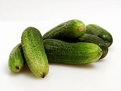 Several Cucumbers