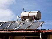 Solar energy. Turkey