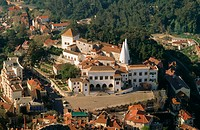 National Palace, Sintra. Portugal