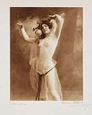 ´La Danse Russe´, c 1910.The Russian Dance - photograph by Charles Henry Davis.