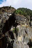 Tiger´s Nest Monastery. Taktsang Lhakhang. Paro. Bhutan.