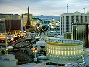 Las Vegas. Nevada. USA.