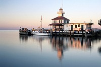 New Canal LighthouseLake PontchartrainNew OrleansLouisiana, USA