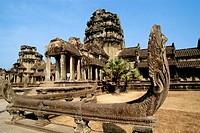 Angkor Wat. Angkor. Siem Reap, Cambodia