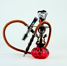 Arab tradition- shisha (water pipe)