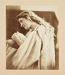 Photograph by Julia Margaret Cameron (1815-1879). Cameron´s photographic portraits are considered among the finest in the early history of photography...