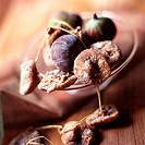 Dried and fresh figs