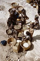 Women. Dogon country. Mali